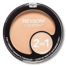 Revlon Colorstay 2 in 1 Compact Makeup and Concealer 11g Medium Beige #240