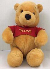 Disney Winnie the Pooh Stuffed Plush Bear Animated Shakes Talks Giggles 12 Inch