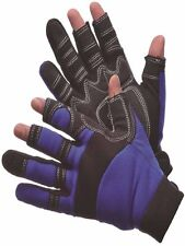 Mechanic Gloves - Synthetic Leather - 1 Pair L