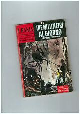 "Richard Matheson ""Tre millimetri al giorno"" Urania n 277/1962"