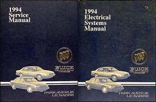 1994 Buick Park Avenue LeSabre and Ultra Shop Manual Original OEM Repair Service