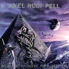 AXEL RUDI PELL - BLACK MOON PYRAMID (NEW CD)
