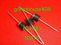 50p 10A10 10 Amp 1000V 10A 1KV Axial Rectifier Diode (C208)