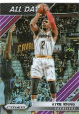 Kyrie Irving Not Authenticated NBA Basketball Trading Cards