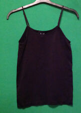 ~ATMOSPHERE~BLACK STRAPPY TOP~SIZE L~