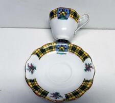 ROYAL STANDARD BONNIE SCOTLAND CUP&SAUCER #2330 fine bone china ENGLAND
