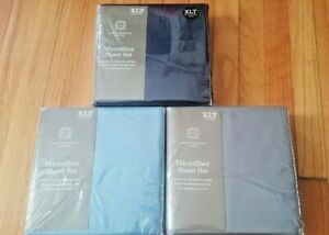 EXTRA LONG TWIN SHEETS JCP HOME EXPRESSIONS LOT OF 3