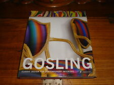 GOSLING-CLASSIC DESIGN FOR CONTEMPORARY INTERIORS BY TIM GOSLING-SIGNED COPY