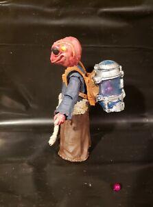 Star Wars Custom  Mandalorian Frog Lady with eggs 3.75 inch figure