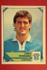 Panini Calciatori 1993/94 1993 1994 n. 195 NAPOLI FERRARA DA EDICOLA !