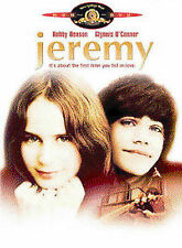 NEW Jeremy 1973 Coming of Age Teen Drama Romance Musical Music MGM Rare OOP DVD