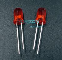 1000Pcs LED DIFFUSED F5 5MM RED COLOR RED LIGHT Super Bright Bulb Lamp SENIOR