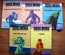 Soul Wind di Scott Morse serie completa 5 volumi