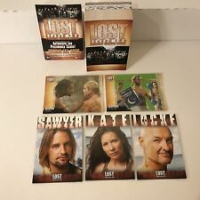 Lost Season 2 (Inkworks/2006) Complete Card Set Evangeline Lilly w/ Promo #L2-1