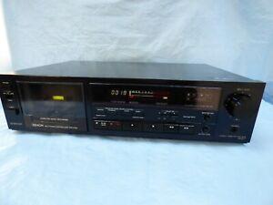 DENON DR-M11 Cassette Player Tape Deck Computer Servo Mechanism JAPAN Dolby BC