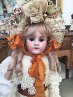 LARGE RARE Heinrich Handwerck Antique Simon & Halbig Doll