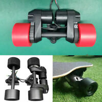 83MM/90MM 7inch wheels offroad setup drive kit for electric skateboard longboard