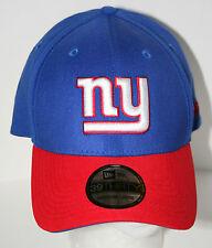 New York NY Giants NFL Football Team Cap Hat New Era 3930 Med/LG Unused