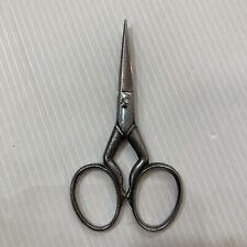 Paire de ciseaux à couture ancien - old scissors sewing - paire de jambes