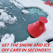 Magic Scrape Ein runder Eiskratzer Car Windshield Snow Scraper Auto Eiskratzer