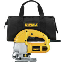 DEWALT 5.5 Amp 1 in. Compact Jigsaw Kit DW317KR Certified Refurbished