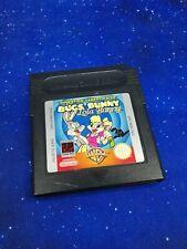 Bugs Bunny y Lola operación zanahoria Parche Gameboy juego
