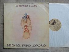 Banco Del Mutuo Soccorso – Garofano Rosso - LP