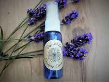 Lavender & White Sage Smudging Spray  20ml Smudge   Room Cleansing Smoke Free