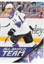 11/12 Upper Deck All World Team Anze Kopitar AW3 Kings