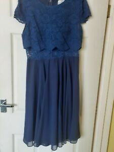 Dress size 16 from Asos. Lovely condition