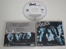 THE POLICE/REGGATTA DE BLANC(A%M 394 792-2) CD ALBUM