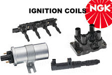 New NGK Ignition Coil For DAEWOO Lanos 1.6 Dual Fuel Saloon 2000-02