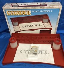 Games Workshop CITTADELLA Red Paint Station Plus