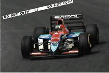 9x6 Photograph , Emanuele Naspetti , F1 Jordan 193 , Portugese GP  Estoril 1993