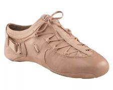 Capezio Fizzion Z11 Dance Shoes Size P Women 4-5 Nude Customizable Jazz Lyrical
