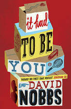 It Had to Be You, David Nobbs, New Book