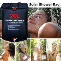 Campingdusche Solardusche Solar Pool Camping Dusche 20 L Outdoor Zelten