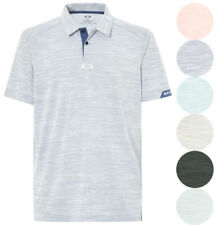 Oakley Golf Polo Para Hombre Golf Shirt de gravedad 433696 Nuevo-Elige Talla!