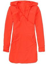 Athleta Wick-it Wader Coverup Cover Up, Coral sizzle SIZE L          #906170 E81