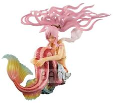 *NEW* One Piece: Shirahoshi Rainbow Color Ver SCultures Figure by Banpresto