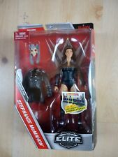 Stephanie McMahon Elite WWE WWF luchando Figura Nuevo Y En Caja