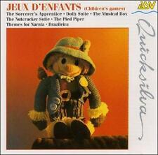 Juex D'Enfants 1996 by Bizet; Dukas; Faure; Liadov; &