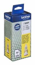 4977766748780,Tusz Brother BT5000Y (oryginał BT-5000Y; żółty),brother