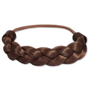 Mia Braided Tonytail, Classic, Pretty Braided Ponytail Wrap, Synthetic Wig Hair
