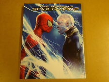 LIMITED EDITION BLU-RAY + BOOK / THE AMAZING SPIDER-MAN 2