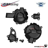Set completo protezione carter motore GBRacing per BMW S1000RR 2019>