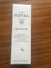 JAFRA ROYAL JELLY Revitalize Volcanic Micro Polish Mask. Mascarilla Facial Volca
