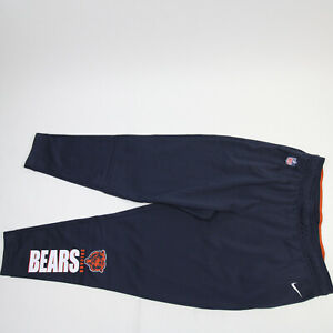 Chicago Bears Nike Dri-Fit Athletic Pants Men's Navy New without Tags