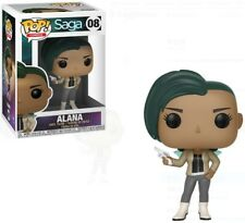 Saga Funko POP! Comics Alana Vinyl Figure #08 [with Gun]