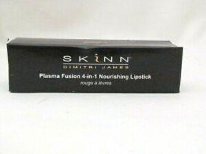 SKINN Plasma Fusion 4-in-1 Nourishing Lipstick Magenta NEW